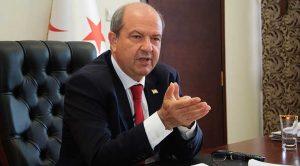 """Ersin Tatar: """"KKTC, Gazze olmayacak"""""""