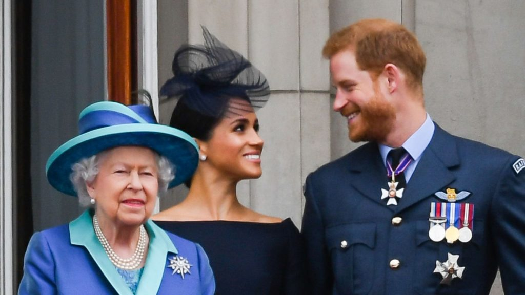 """The Queen has agreed a """"period of transition"""" for the Duke and Duchess of Sussex"""