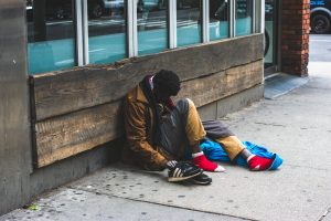 Rough sleepers in London given hotel rooms