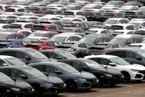 İngiltere'de otomobil satışları 6 yılın düşüğüne geriledi