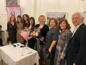 """ASUK held its """"Women and Success Conferences"""" with Gülsin Onay"""