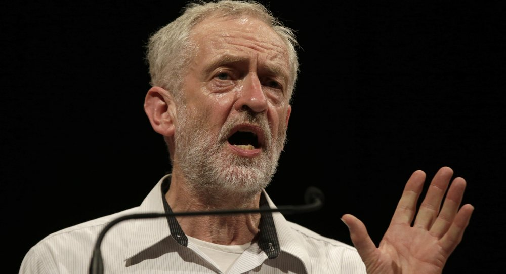 Trump'ın Ortadoğu barış planına Corbyn'den tepki