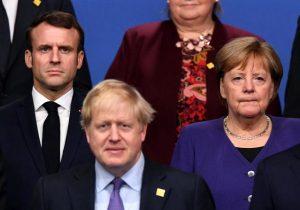Johnson, Macron ve Merkel'den İran'a ortak uyarı