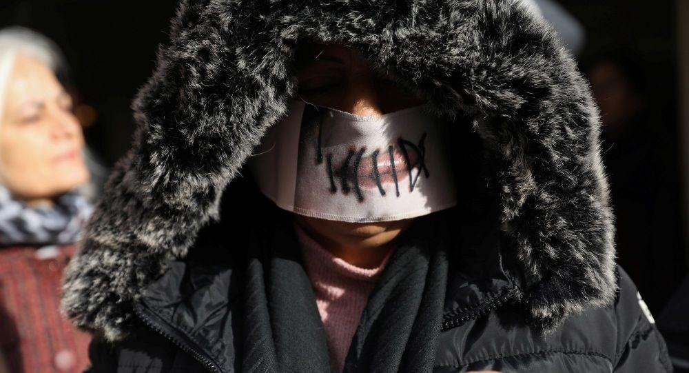 Kıbrıs'taki 'tecavüz' davasında İngiliz turiste yalan beyandan 4 ay hapis