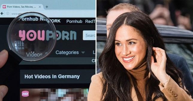Porno sitesi hayır işleri için Meghan Markle'a iş teklif etti