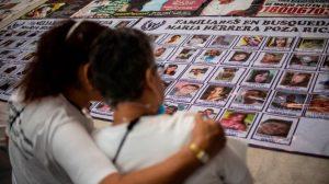Meksika'daki uyuşturucu savaşında 60 binden fazla kişi kayıp