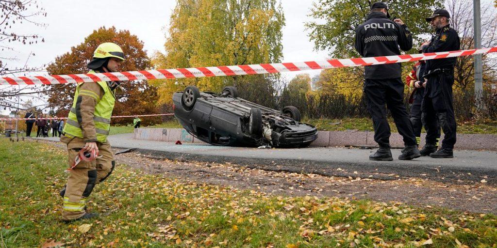 Norveç'in başkentinde 2019 yılındaki trafik kazalarında toplamda 1 kişi öldü
