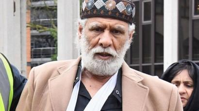 London mosque stabbing victim forgives attacker