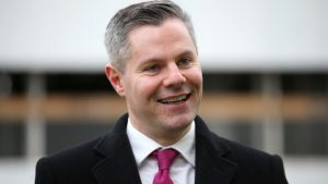 Scottish finance secretary quits over messages to teen boy