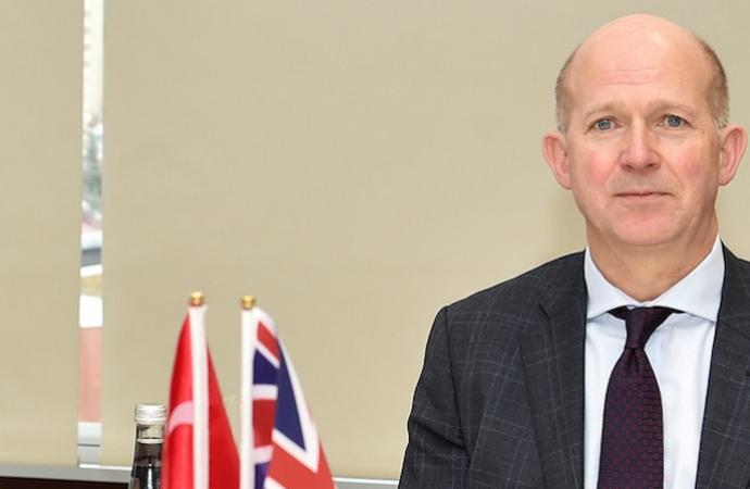 İngiltere'nin Ankara Büyükelçisi sosyal medyadan Fenerbahçeli olduğunu açıkladı