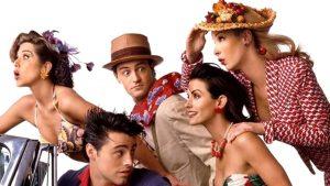 Efsane dizi Friends 'bir kereliğine' geri dönüyor