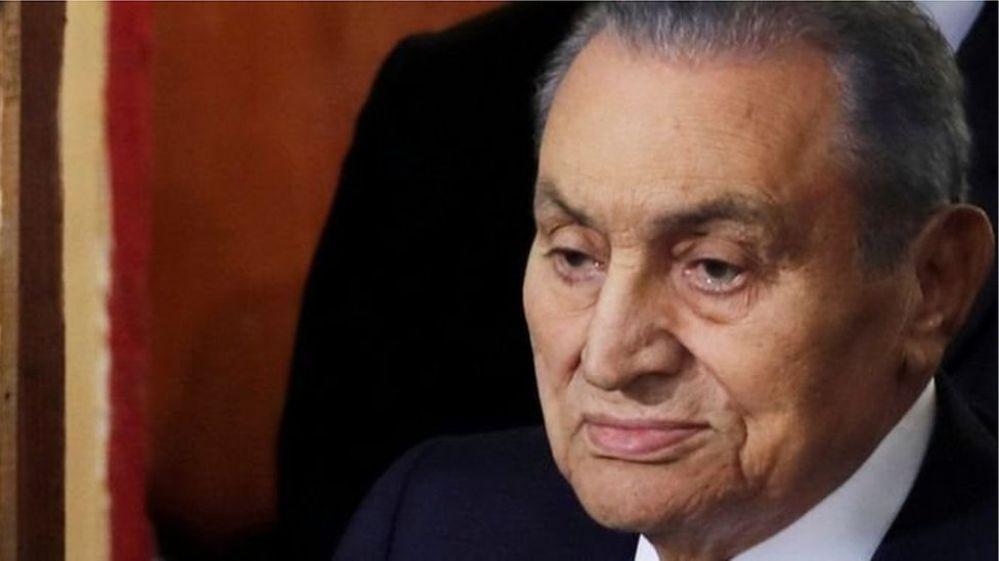 Hüsnü Mübarek 91 yaşında öldü