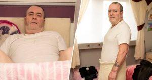 Geçirdiği ameliyat sonrası kalıcı ereksiyon yaşayan adam evden çıkamıyor
