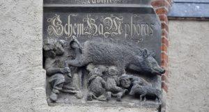 Almanya'nın son Yahudi karşıtı heykellerinden birinin kaldırılmasına mahkemeden ret