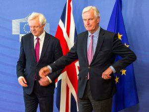 AB'den Brexit sonrası İngiltere ile müzakere hazırlığı
