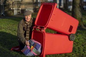 İngiliz milyonerden evsizler için oldukça ilginç proje