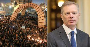 İngiltere'nin Tahran Büyükelçisi Macaire İran'a döndü