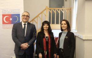 Semra Eren-Nijhar Avrupalı Türklerin mirasını Belçika'da anlattı