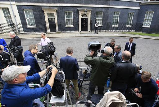 İngiliz gazetecilerden 'muhabir ayrımı'na boykot
