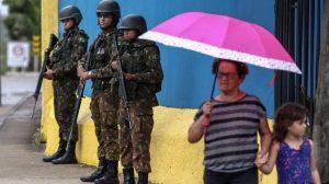 Brezilya'da polis greve gidince 5 günde 147 cinayet işlendi