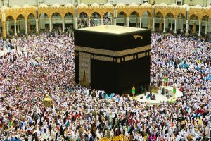 Saudi Arabia suspends entry for pilgrims visiting holy sites