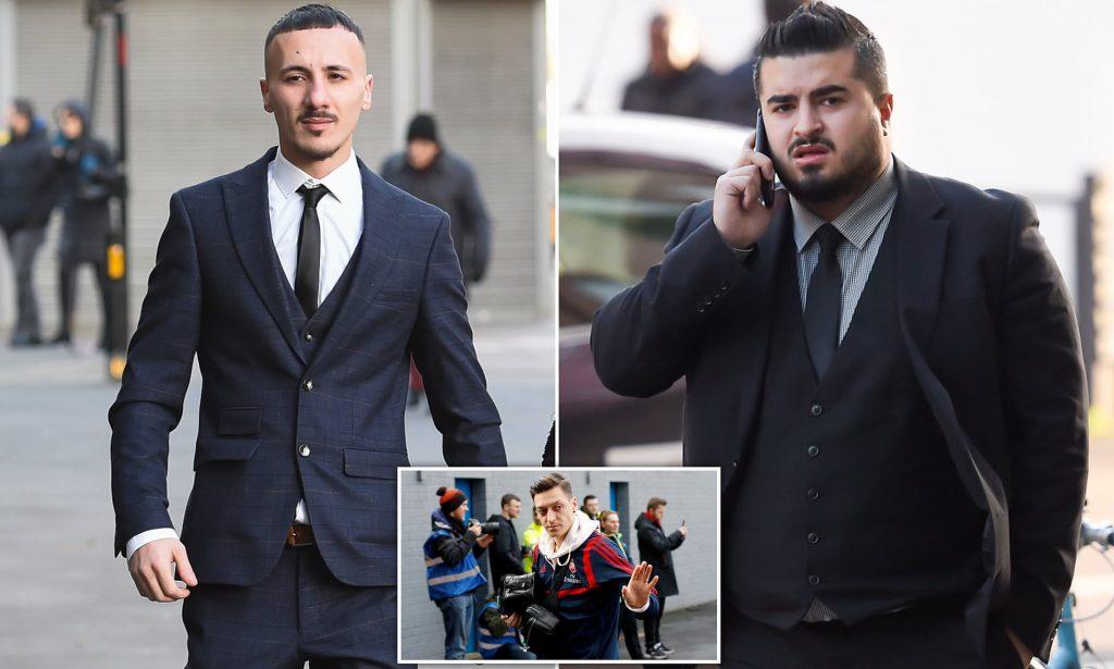 Mesut Özil'e saldırı davasında ölüm tehdidi detayı ortaya çıktı