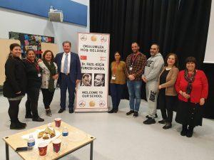 Dr. Teoman Sırrı Güney Londra'da obezite ve diyabet konferansı verdi