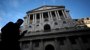 """İngiltere Merkez Bankası negatif faizde """"kademeli bir sistem olasılığını"""" değerlendiriyor"""