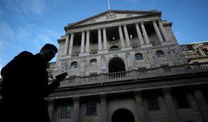 İngiltere Merkez Bankası faiz oranını değiştirmedi