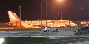 Güney Kıbrıs'ta Havaalanları'nda gerginlik