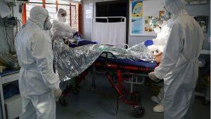 Fransa'da Kovid-19 nedeniyle bir Türk hayatını kaybetti
