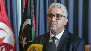 Libya İçişleri Bakanı İngiltere'yi kendilerine destek vermeye çağırdı