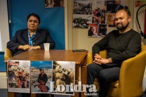 Arpalık Göçü belgeseli Londra'da büyük beğeni topladı