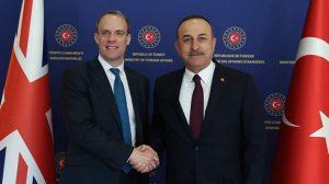 """""""Türkiye'nin İdlib'de yeniden ateşkesi tesis etme çabalarına destek veriyoruz"""""""