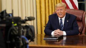 Koronavirüs: Trump, virüsle mücadele kapsamında Avrupa'dan ABD'ye seyahatleri 30 gün