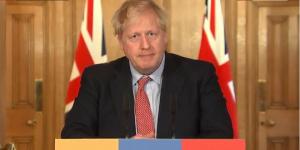Boris Johnson'un Koronavirüs testi pozitif çıktı