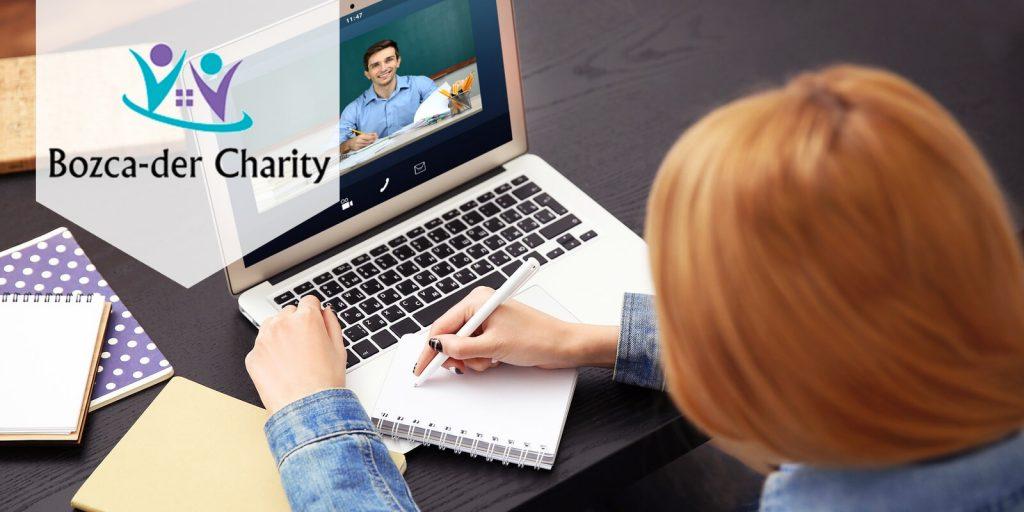 Bozca-Der offering students online course