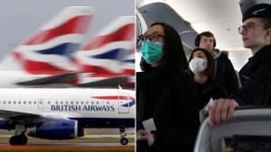 British Airways İtalya seferlerini durdurdu