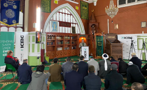 ICMG held Qur'an recitation event in South London