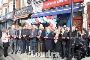 Caria Holidays ikinci şubesini Haringey'de açtı