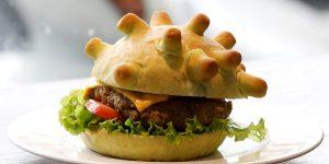 Vietnam'da 'koronaburger' satışına başlandı