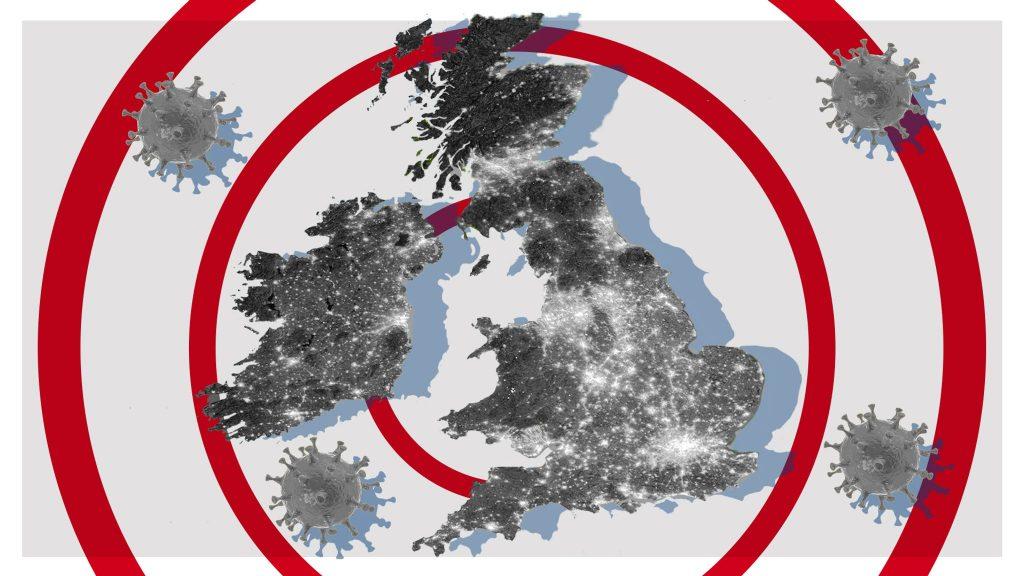 İngiltere'de Koronavirüs: Vaka sayısı 3 bin 269, ölü sayısı 144