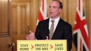 İngiltere yurtdışında mahsur kalan vatandaşlarını tahliye edecek