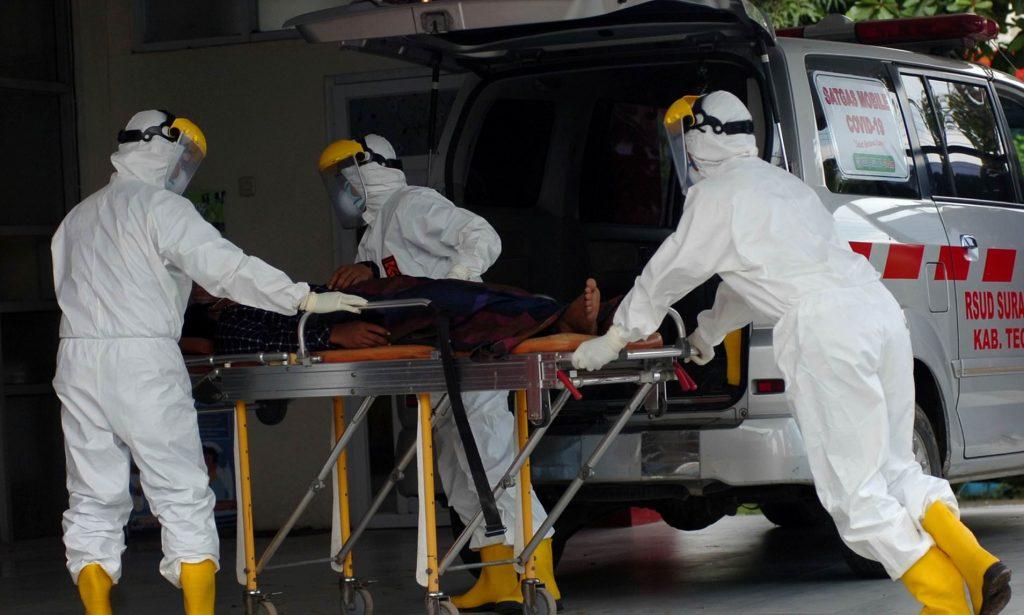 Dünya genelinde koronavirüs bilançosu: Can kaybı 738 bin 965'e yükseldi