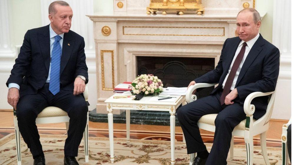 """""""Erdoğan, Kremlin'in oyununa geldi"""""""
