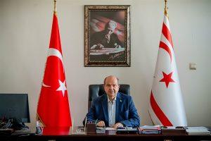 """KKTC Başbakan Tatar'dan yurtdışında yaşayan Kıbrıslı Türklere mesaj: """"İyi bir komşu ve iyi bir vatandaş olalım"""""""
