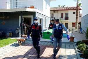 Fethiye'de yaşayan İngiliz uyruklu kadın göğsünden bıçaklanmış halde bulundu