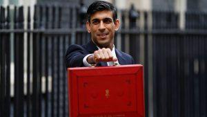 Chancellor unveils £30bn coronavirus package