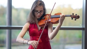 Young talent accepted into London Royal Music Academy