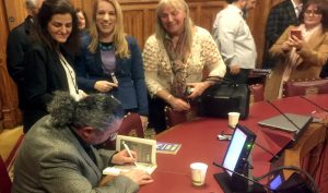 Turkish Cypriot Culture discussed in The House of Lords